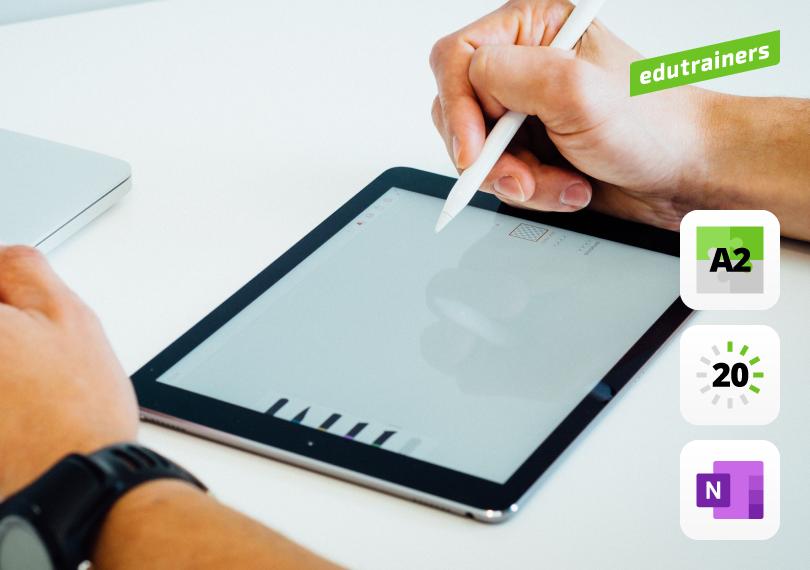 Office 365: aantekeningen maken en delen met OneNote